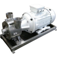 CEM – Self-Priming Stainless Steel Pumps