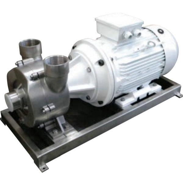 CEM – Self-Priming Stainless Steel Pumps