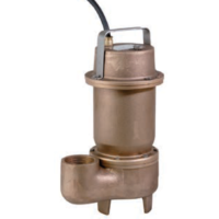 CEM - BRA submersible bronze pump