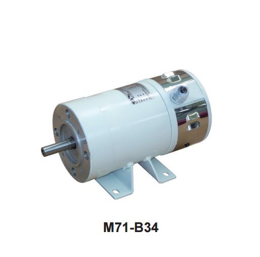 CEM DC Electric Motor model M71-B34