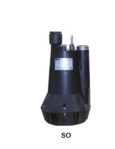 CEM SO Submersible pump