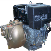 CEM - AM-D diesel driven fire pump