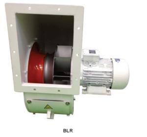 CEM - BLR Centrifugal Radial Fans