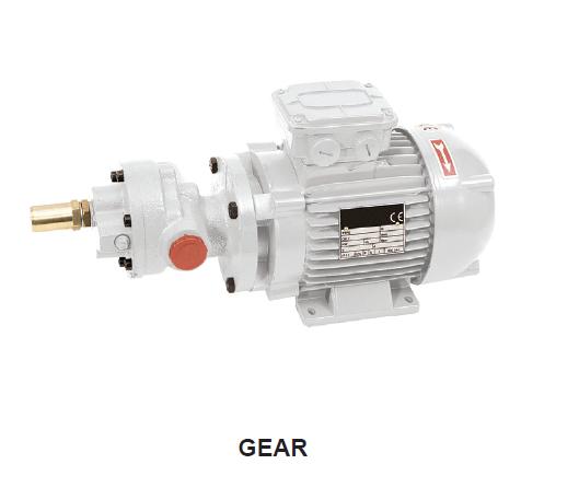 CEM Gear pump
