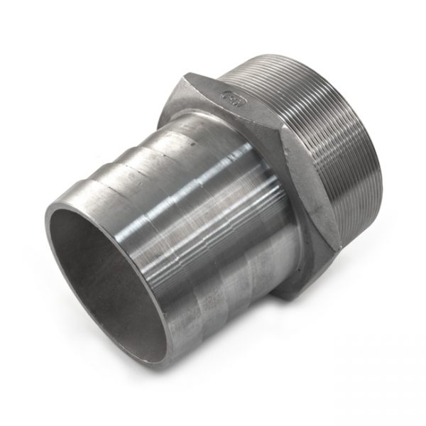 Stainless Steel hose adaptor