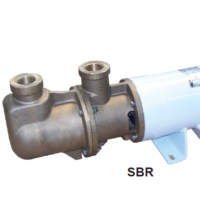 CEM SBR bronze progressive cavity pump