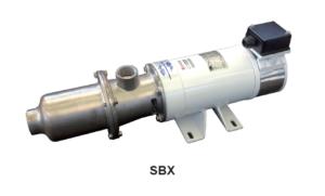CEM SBX AISI 316 archimedes pump