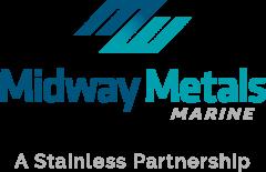 Midway Metals Marine Logo