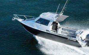 Nyalic Corrosion Protected Aluminum Boat