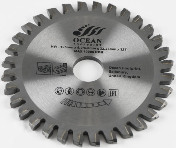 Ocean Footprint TCT Saw Blade