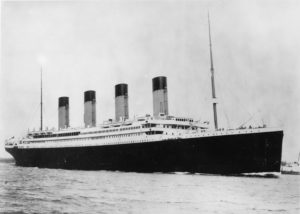 Titanic Disaster - The catalyst for the SOLAS Convention