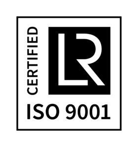 Lloyds Register ISO 9001:2015
