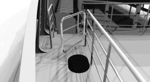 Ocean Footprint - Gate - Ultramar Project