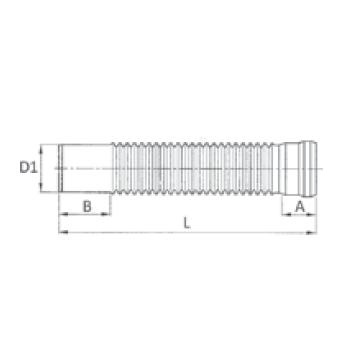 RACMET - Drain - Flexible pipe - gravity