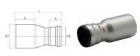 RACMET - Drain - Concentric reducer