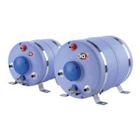 Quick B3 Nautic Boiler - Calorifier