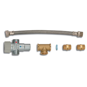 Quick Boiler Accessories - Thermostatic Mixing Kit