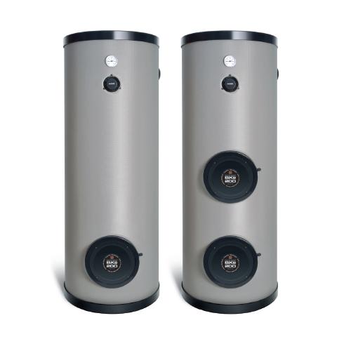 Quick - Nautic Boiler BK2 200